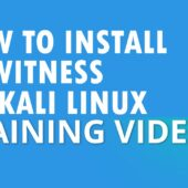 Kali Linux Tutorial – How to Install Gowitness on Kali Linux