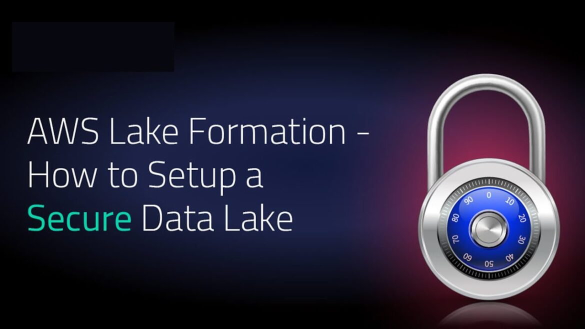 AWS Data Lake Formation - How to Build a Data Lake on AWS?