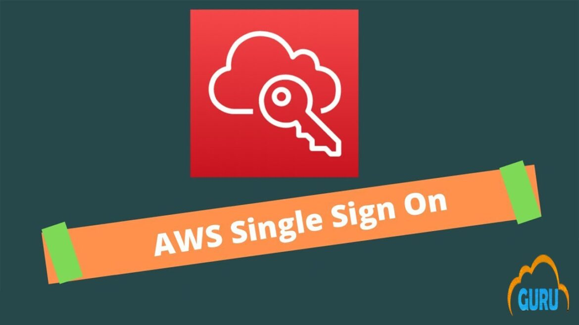How to Configure AWS Single Sign On with SAML Application?